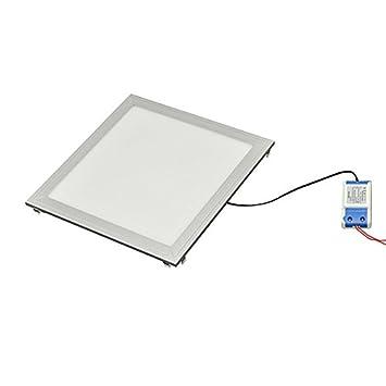 LED Bürolampe Büroleuchte Deckenleuchte Panel Leuchte 60 cm ultraslim warmweiß