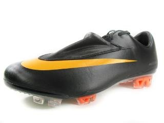 new styles 0db7e 80e5b Nike Mercurial Vapor VI FG Mens Soccer Cleats  396125-080  Black Circuit