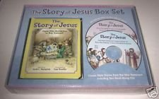 The Story of Jesus Read-Along Box Set - 1