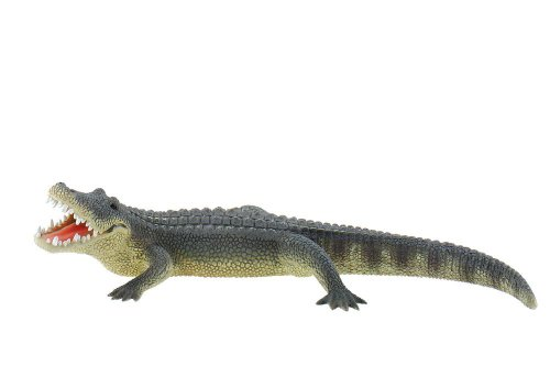 Bullyland Deluxe Wild Animals: Alligator
