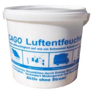 Luftentfeuchter Granulat 5Kg Raumentfeuchter lose