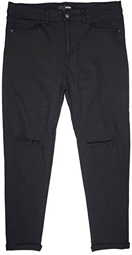Elwood Raw Edge Men's Denim Pants in Black. 33-36. (Elwood Pants compare prices)