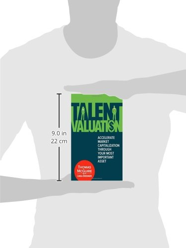 Talent Valuation:Accelerate Market Capitalization through Your Most   Important Asset