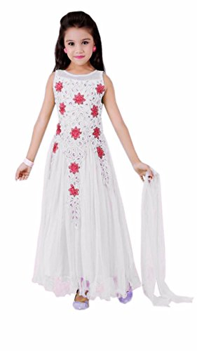 Kids-Gown-Navratri-Special-SemiStiched