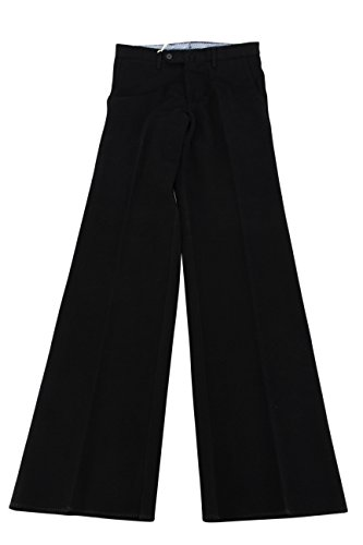lardini-mens-casual-pants-size-30-us-46-eu-regular-black-cotton