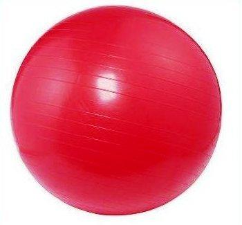 gymnastikball sitzball fitnessball ball pumpe gr e 75 cm farbe rot ean 4250357601474. Black Bedroom Furniture Sets. Home Design Ideas