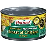 Hormel Chunk Chicken Breast - 12 Pack