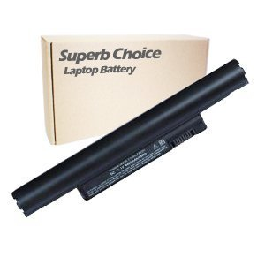 Superb Choice 4400 mAh 11.1v New Laptop Replacement Battery for Dell Inspiron Mini 10V (1011), 11z (1110), 10 (1010) Netbook - M457P J658N J590M H766N F144M T746P,6 cell