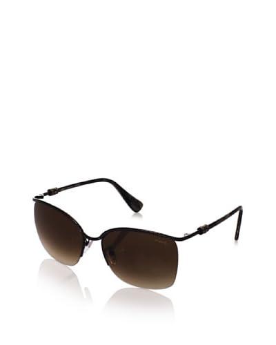Lanvin Women's Sunglasses, Antique Shiny Brown, One Size