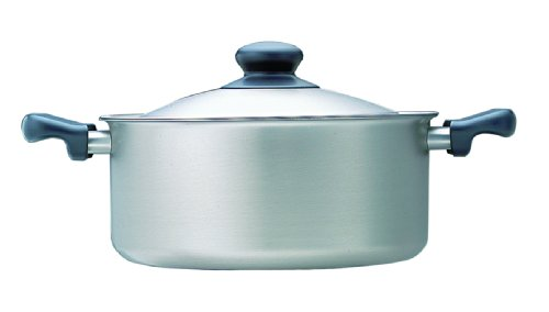 Sori Yanagi Shallow layer steel both hands pan 22cm brushed stainless steel, aluminum 3