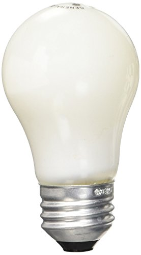 GE Lighting 97491 15A/W Soft White Light Bulb (20 Watt Light Bulbs compare prices)