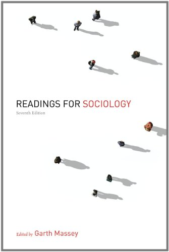 Readings for Sociology (Seventh Edition)