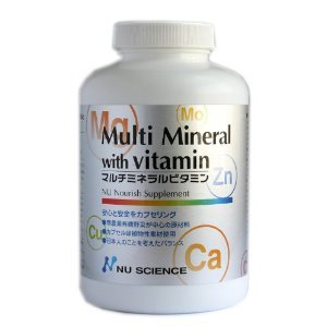 マルチミネラル・ビタミン ニューサイエンスNS