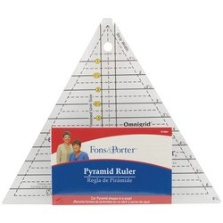Best Prices! Fons and Porter Pyramid Ruler