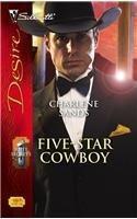 Image of Five Star Cowboy (Suite Secrets #1889)