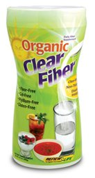 Renew Life Organic Clear Fiber by - 9.5 Ounces [Health and Beauty]