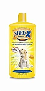 Synergy Labs Shed-X Dermaplex for Dogs -- 16 fl oz