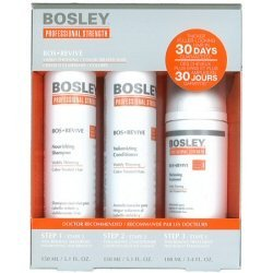 Bosley Revive Starter Pack pour Visiblement