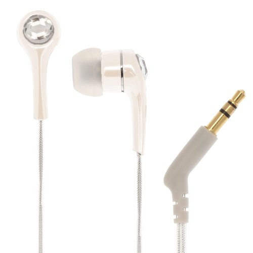 Konoaudio Ka-Ele-Wht Elegante Earbuds (White)