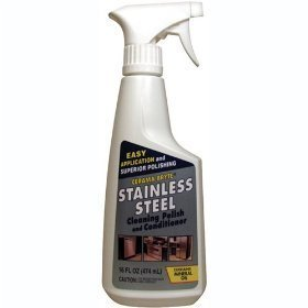 Cerama Bryte 47616 Stainless Steel Cleaning Polish
