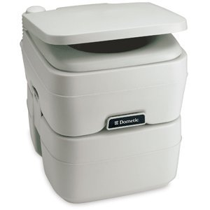 Brand New Dometic 965 Portable Toilet 5.0 Gallon Platinum