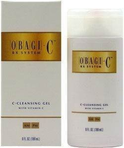 Obagi-C Rx System C-Cleansing Gel With Vitamin C Facial Cleansing Gels