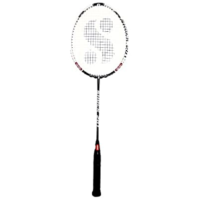 Silver's Shock-201 Gutted Badminton Racquet with Cover