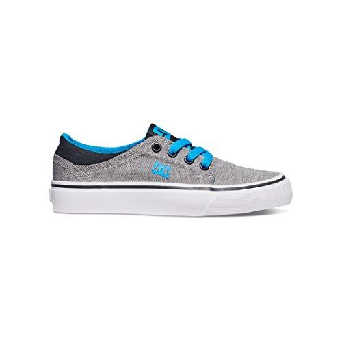 Dc Shoes Bambino Baskets Dc Shoes, Trase Tx Se B Shoe Grh Taglia 28 Grigio