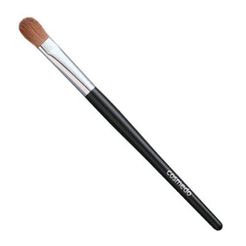 匠の化粧筆コスメ堂 熊野筆メイクブラシ レギュラータイプアイシャドウブラシ大 ウィーゼル