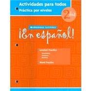 En Espanol 2: Actividades Para Todos (Spanish Edition)