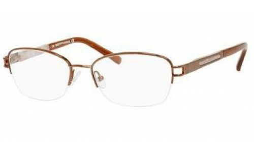 saks-fifth-avenue-montura-de-gafas-267-0nbr-marron-52mm