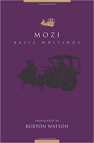 Mozi (Translations from the Asian Classics)