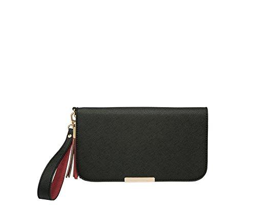 melie-bianco-may-vegan-leather-wristlet-wallet-black