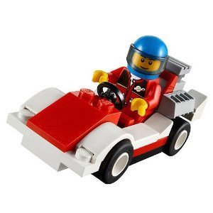 LEGO City: Race Car Set 30150 (Bagged) - 1