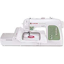 Singer SEQS-6000 Futura Quartet Sewing/Embroidery Machine