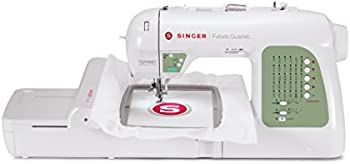 Singer SEQS-6000 Sewing/Embroidery Machine