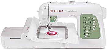 Singer SEQS-6000 Futura Quartet Sewing Machine
