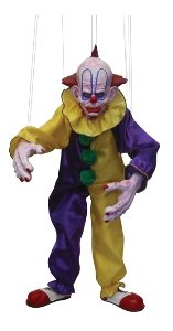 Scarabelle Clown Marionette by Morris Costumes