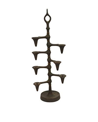 Aviva Stanoff Adjustable Dansk Candle Stick Holder, Iron
