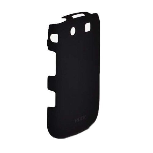 Black ROCK Eternal series case BlackBerry 9810 9800nakedshell
