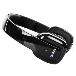 Zoook ZB-BHP18B Bluetooth Headphone (Black)