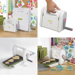 Accucut Go Baby! Mini Portable Fabric Die Cutter