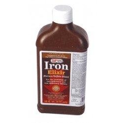 Elemental Iron Supplements