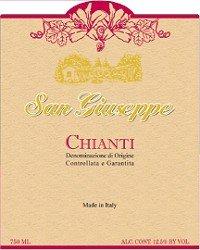 San Giuseppe Chianti 2010 750Ml