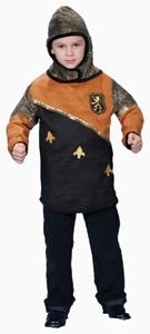 Pretend Deluxe Knight Child Costume Dress-Up Set Size 4-6