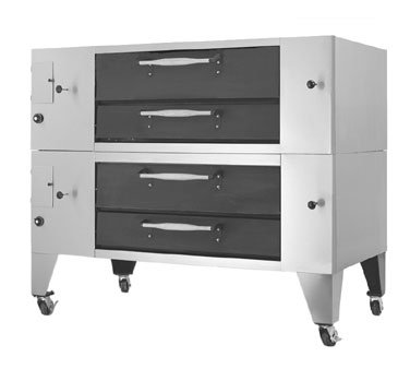 Bakers Pride Superdeck Gs Double Deck Gas Oven, 53 1/4 X 43 X 66 Inch -- 1 Each.