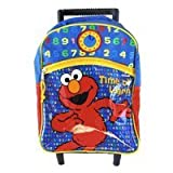 Suitcases for travel Elmo