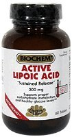 Country Life Active Lipoic Acid (Sustain