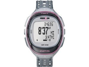 Timex Women's Quartz Watch Ironman Rund Trainer T5K629 with Rubber Strap