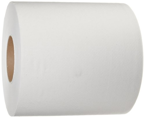 "Georgia-Pacific Acclaim 44110 White 1-Ply Centerpull Perforated Towel, 12"" Length x 7.5"" Width (Case of 6 Rolls, 1000 Sheets per Roll)"